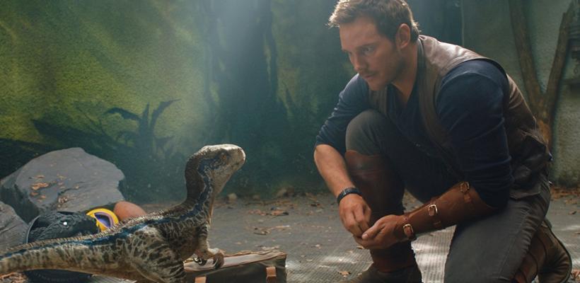Nuevo tráiler de Jurassic World: El Reino Caído es liberado en el Super Bowl