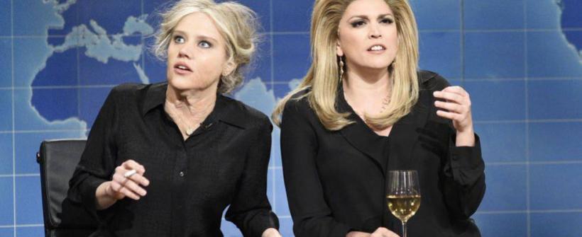 Brigitte Bardot y Catherine Deneuve – parodia SNL