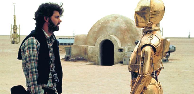 George Lucas ayudó a dirigir una escena de Han Solo: Una Historia de Star Wars