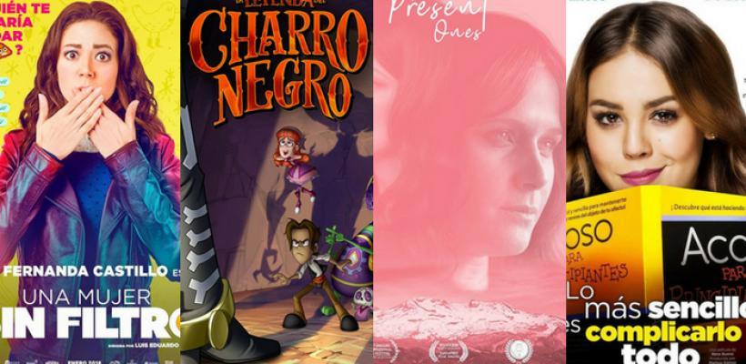 El cine mexicano estrenado en enero 2018, bajo el escrutinio de la crítica