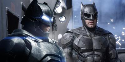 Ben Affleck aún está considerando su futuro como Batman