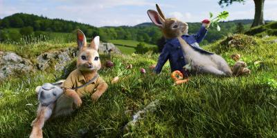 Las Travesuras de Peter Rabbit ya tiene primeras críticas