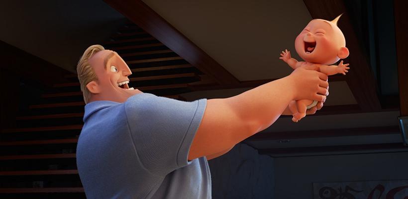El nuevo avance de Los Increíbles 2 muestra un cambio de roles entre los protagonistas