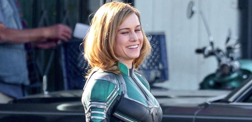 Kevin Feige responde a la controversia de las imágenes filtradas de Capitana Marvel