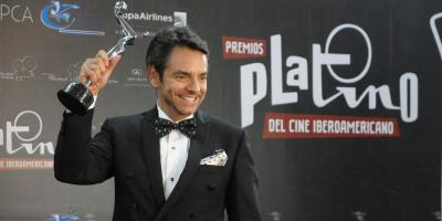 La gala de los Premios Platino 2018 estará conducida por Eugenio Derbez