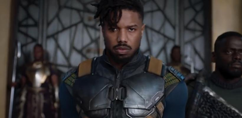Pantera Negra y el homenaje de Killmonger a Dragon Ball Z que no notaste