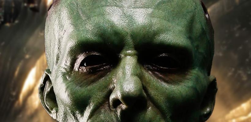 Primer vistazo al villano Brainiac en la serie Krypton