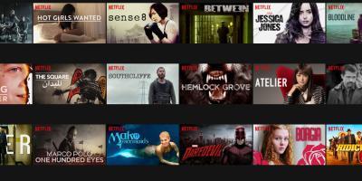 Netflix busca tener 700 series originales en su catálogo para 2018