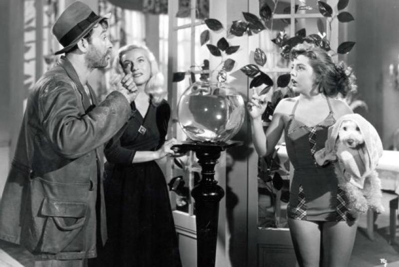 Escuela de Vagabundos  (1955)