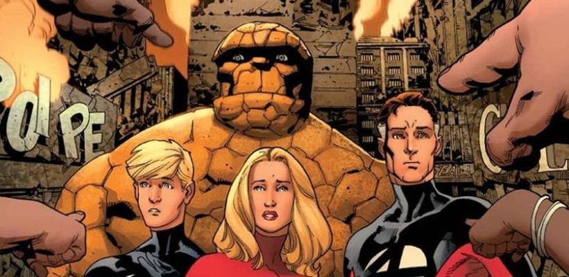 Marvel podría anunciar mañana una cinta de Los Cuatro Fantásticos