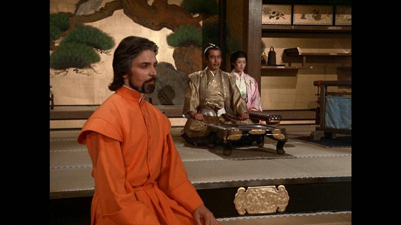 Damien Thomas en Shogun (1980)