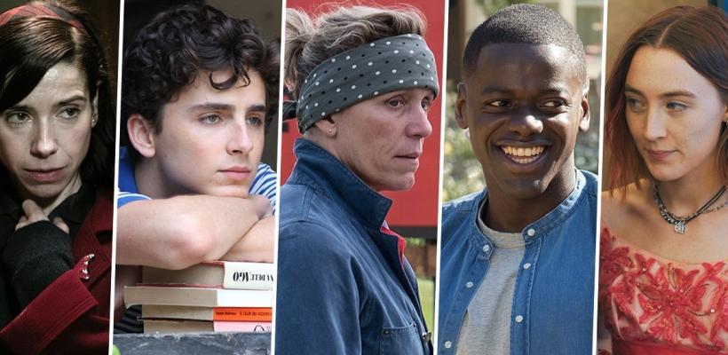 Las posibles ganadoras del Óscar 2018, en opinión de la crítica
