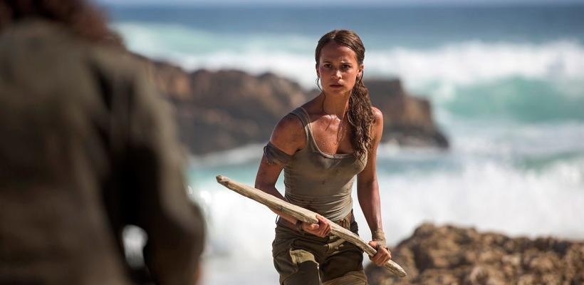 Alicia Vikander: no hay suficientes mujeres en Tomb Raider