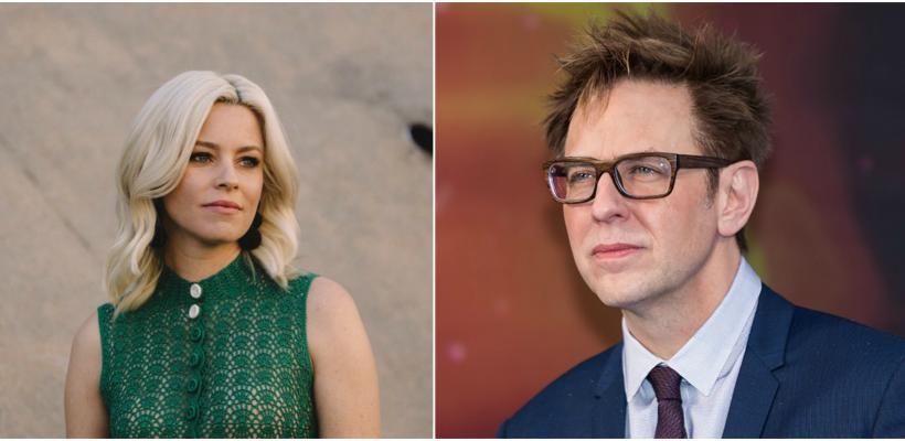 James Gunn y Elizabeth Banks trabajarán juntos de nuevo en una película de terror
