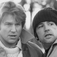 Jeff Bridges y William Richert en Trafico de Poder (1979)