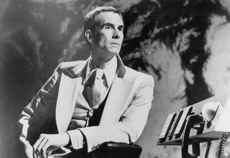 Anthony Perkins en Trafico de Poder (1979)