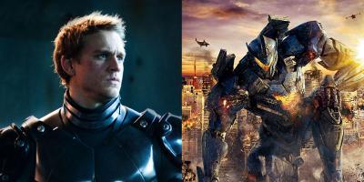 Titanes del Pacífico: La Insurrección iba a tener a Charlie Hunnam como protagonista