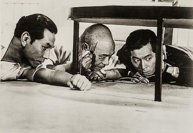Tatsuya Nakadai  en Cielo e infierno (1963)