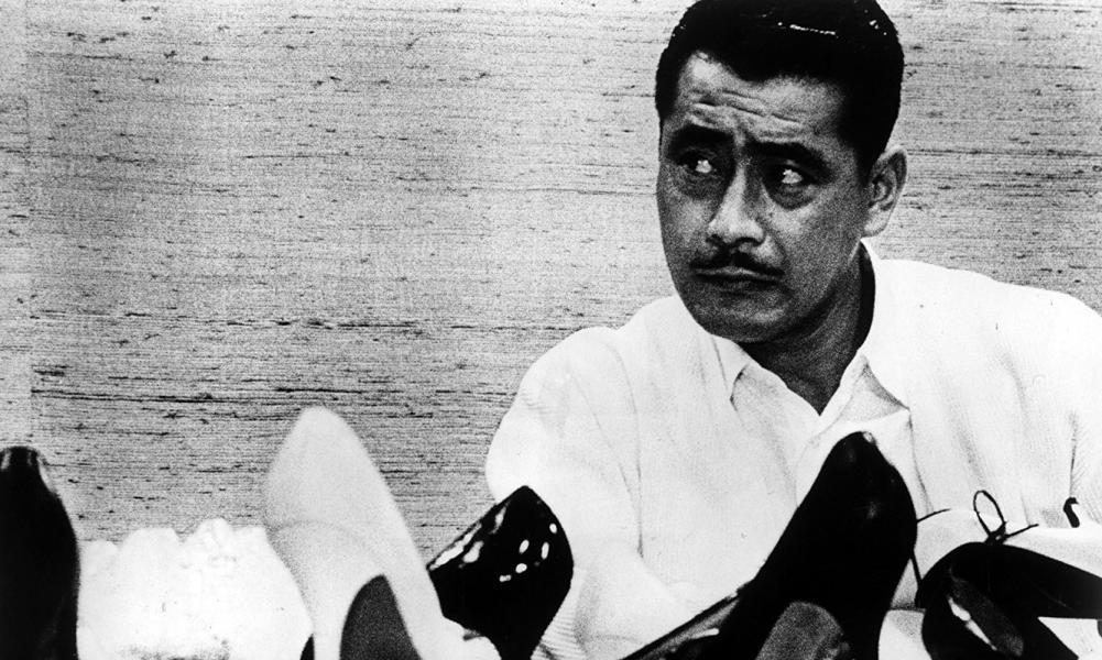 Toshirô Mifune en Cielo e infierno (1963)