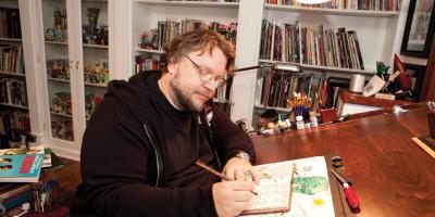 Guillermo del Toro aún podría integrarse al Dark Universe según el productor de La Forma del Agua
