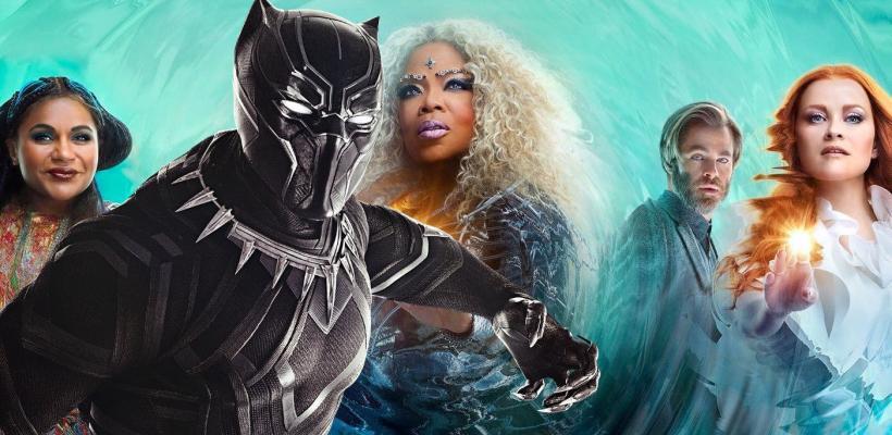 Un Viaje en el Tiempo no logra superar a Pantera Negra en su fin de semana de estreno