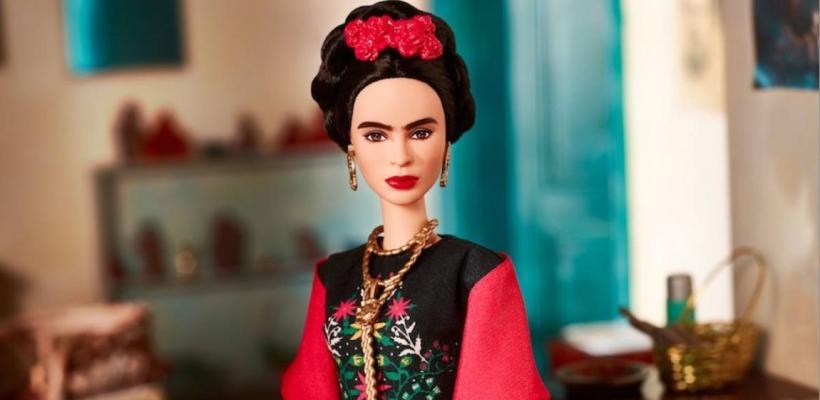 Salma Hayek critica la nueva muñeca de Frida Kahlo