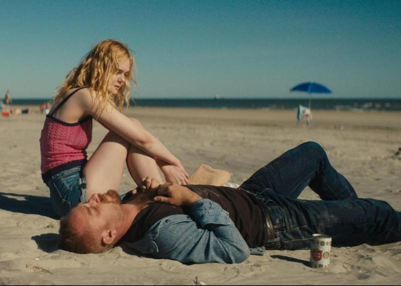 Ben Foster y Elle Fanning en Galveston (2018)