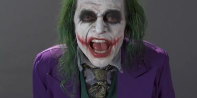 Tommy Wiseau hace una audición demente para interpretar al Joker