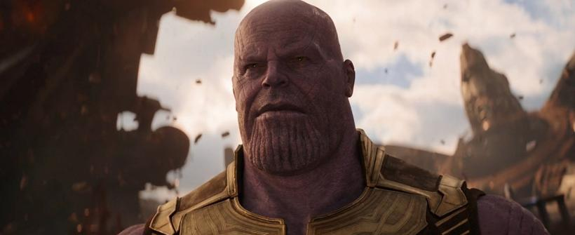 Avengers: Infinity War - Tráiler # 2