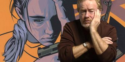 Ridley Scott está en conversaciones para dirigir la adaptación cinematográfica de un cómic