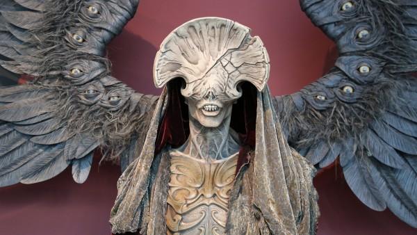 El ángel de la muerte, de Hellboy