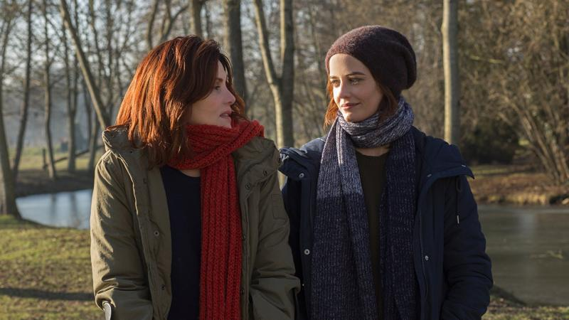Emmanuelle Seigner y Eva Green en Basada en Hechos Reales (2017)