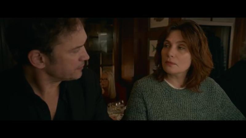 Vincent Pérez y Emmanuelle Seigner en Basada en Hechos Reales (2017)