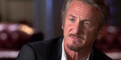 Sean Penn critica el movimiento #MeToo, lo llama juego infantil
