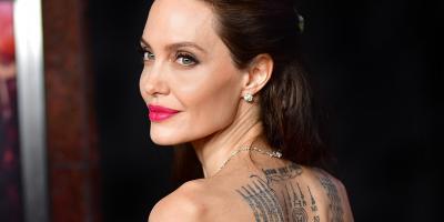 Angelina Jolie podría estar saliendo con un actor más joven que ella