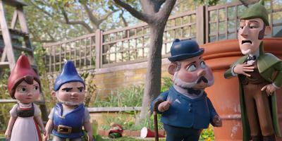 PROMO: ¡Ganen pases cuádruples para la premiere de Sherlock Gnomes!