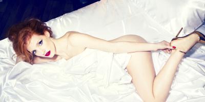 Jessica Chastain dice que le molestan los desnudos en el cine estadounidense