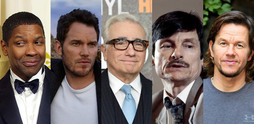 Actores, directores y otras celebridades pertenecientes a una religión o creyentes en Dios