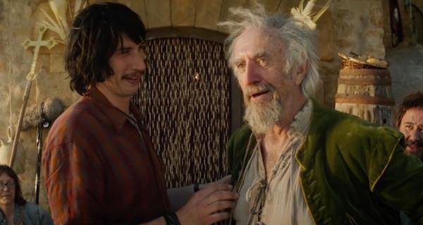 The Man Who Killed Don Quixote - Tráiler oficial