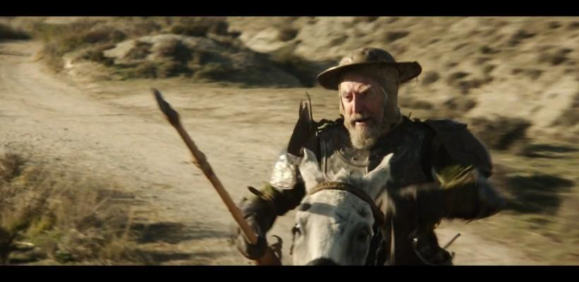Se revela el tráiler oficial de The Man Who Killed Don Quixote