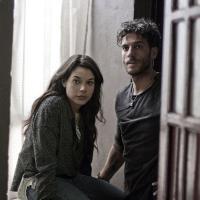 Danny Perea y Erick Elias en Los Inquilinos (2018)