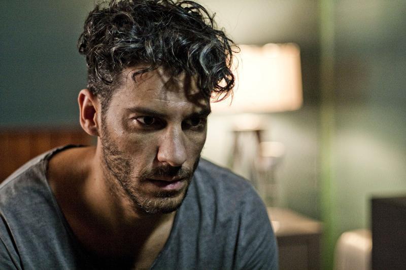 Erick Elias en Los Inquilinos (2018)
