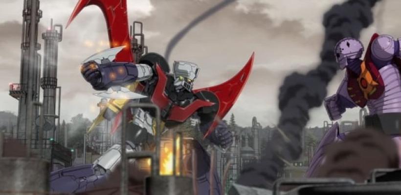Mazinger Z: Infinity   El gran regreso de un anime clásico