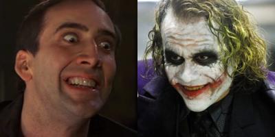 Nicolas Cage cree que es perfecto para interpretar al Joker