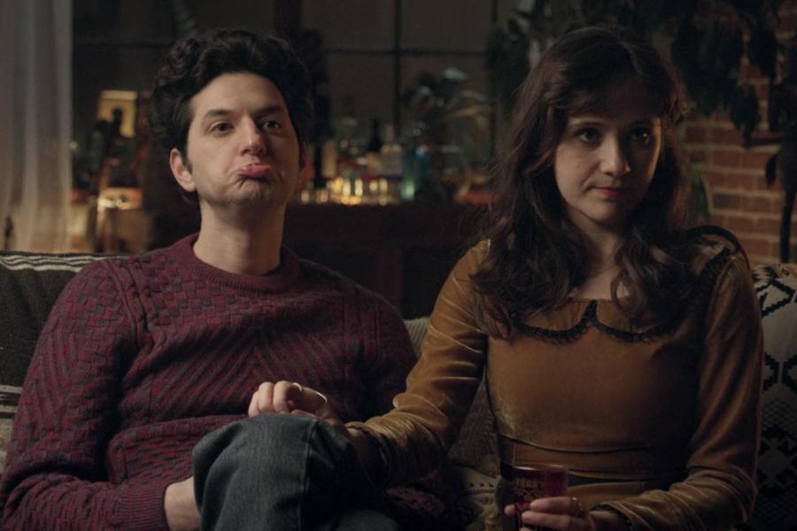 Ben Schwartz y Noël Well en Feliz Aniversario (2018)