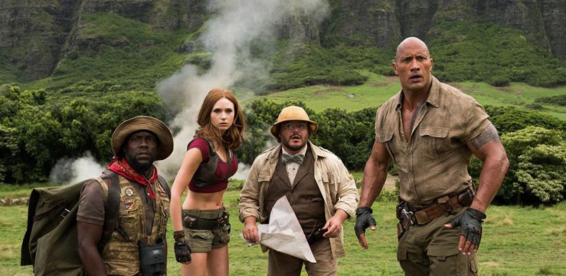 Jumanji en la Selva se convierte en la cinta más exitosa de Sony en toda la historia