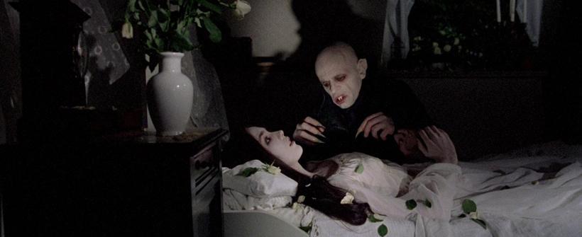 Nosferatu El Vampiro - Tráiler del Blu-ray