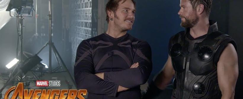 Avengers: Infinity War de Marvel Studios - Family