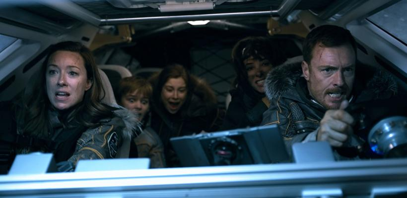 Lost in Space, de Netflix, ya tiene calificación de la crítica