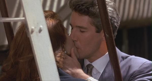 El beso de Mujer Bonita